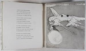 L'Imitation de Notre-Dame la Lune Selon Jules Laforgue, 1881-1886 [SIGNED, WITH FOUR ORIGINAL ...
