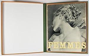 Femmes [Collection d'Etudes Photographiques du Corps Humain, No. 1]: Stone, Sasha (Photographs...