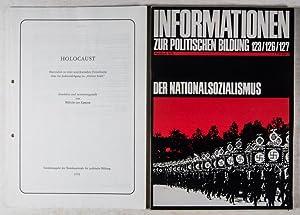 """Holocaust. Materialien zu einer amerikanischen Fernsehserie über die Judenverfolgung im """"..."""
