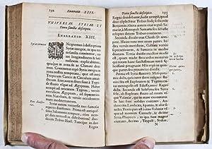 Enarrationes, de aegrotis, et morbis in Evangelio. Opus in miraculorum christi domini amplitudinem ...