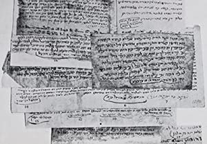Starrs and Jewish Charters Preserved in the Jewish Museum. 3 Vol- set (Complete): Abrahams, Israel;...