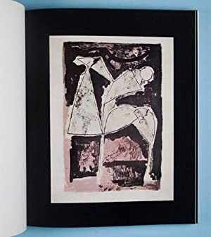 Marino Marini Lithographs 1942-1965: Carandente, Giovanni; L. F. Toninelli