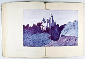 L'Oeuvre de Léon Bakst pour la Belle au Bois Dormant [SIGNED]: Bakst, Léon; André Levinson (...