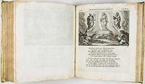 Icones Biblicae Veteris et Novi Testamenti. Figuren Biblischer Historien Alten und Neuen Testaments...