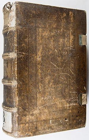 Biblia cu(m) pleno apparatu summariorum co(n)cordantiarum et quadruplici repertorii sive indicii ...