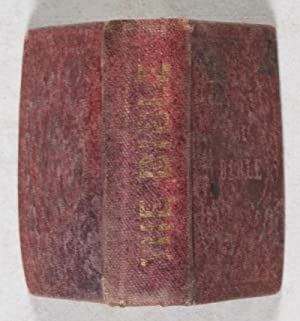 The Child's Bible with Plates [MINIATURE]: By a Lady of Cincinnati