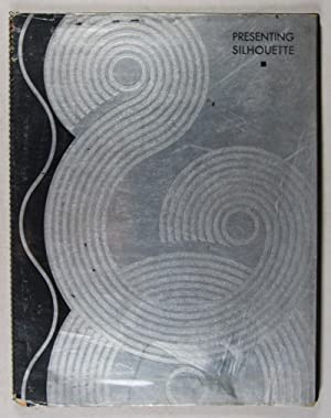 Presenting Silhouette: A New Pattern in 1847 Rogers Bros Silverplate [WITH POCHOIR PLATES]: Luza, ...