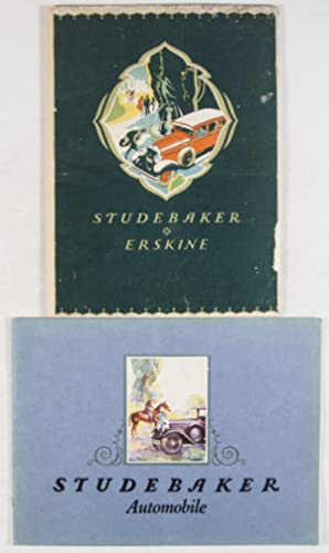 Studebaker Automobile [WITH] Studebaker und Erskine Automobile: n/a