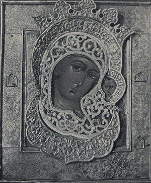 """Iskusstvo drevnyei rusi u solivychegodskoi"""" [Art of Ancient Russia in Solvychegodsk]: Makarenko..."""