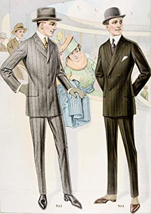 J. L. Taylor & Co. New York - Chicago. Fall & Winter 1916-17 (Catalog of cloth samples): n/...