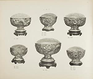 Catalogue of Japanese Fancy Metal Goods: n/a