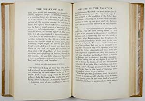 Life and Works of Charles Lamb. 12-volume set bound in 6 volumes (complete): Lamb, Charles; Alfred ...