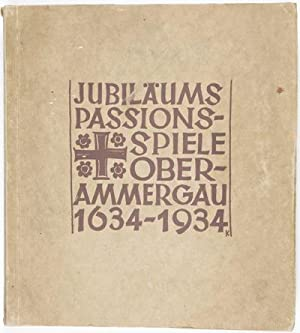 Jubiläums-Passions-Spiele Oberammergau 1934: n/a