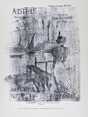 Quatorze Lithographies Originales de Toulouse-Lautrec pour Illustrer des Chansons: Toulouse-Lautrec...