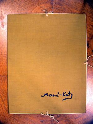 Douze Lithographies pour Stempeniou de Cholem Aleikhem: Mané-Katz