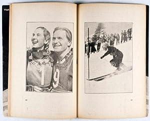 Svatý Moric 1948: Svobodné Slovo zimni olympijské hry: Stepanek, Václav (Cover...