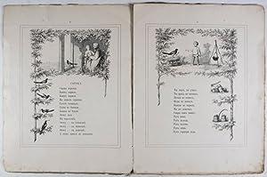 Pesni kolybelnaja i detskija i pribautki. Posvjashchajetsja russkim detjam] (Lullabies, children&#...