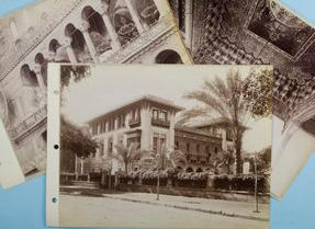 15 vintage photographs of Egypt: Peridis; Langaki; J.P. Sebah; G. Lekegian and others