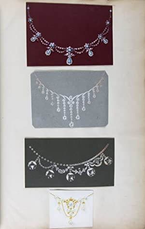 Jewelery Design Book from T&J Perry Jewellers London: T&J Perry Jewellers