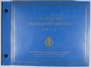 Leipziger Frühjahrsmesse 1965: n/a