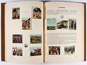 Kampf um's Dritte Reich: Eine historische Bildfolge (Complete with all cards): Hoffmann, ...