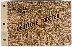 Art Déco - Deutsche Tapeten (Art Déco German Wallpaper Sample Catalogue): n/a