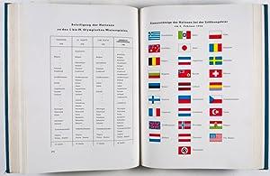 IV. Olympische Winterspiele 1936 Garmisch-Partenkirchen, 6. bis 16. Februar: Amtlicher Bericht: ...
