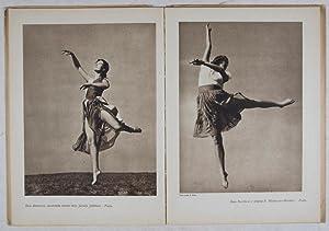 Tanecnice ve fotografii: Sborník svazu tanec-rytmika-gymnastika: Matejovcová-Holecková, ...