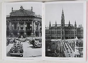 Hitler baut Grossdeutschland im Triumph von Königsberg nach Wien: Hoffmann, Heinrich (Ed. and ...