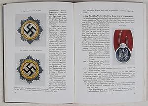 Orden und Ehrenzeichen im Dritten Reich & Die Orden und Ehrenzeichen des Großdeutschen ...