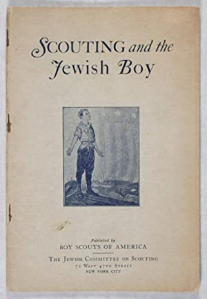 Scouting and the Jewish Boy: n/a