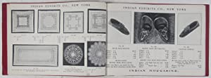 Catalogue of Indian Exhibits Company: Genuine Indian and Mexican Curios: n/a