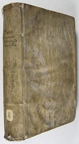Creacion, Antiguedad, y Privilegios de los Titulos de Castilla: Berni y Catalá, Joseph