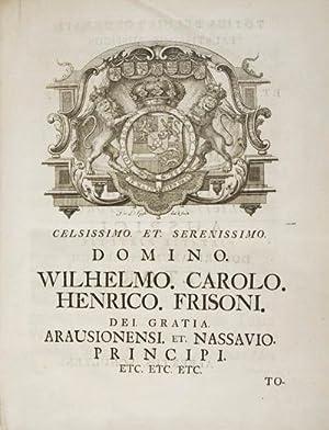 Proverbia Salomonis. Versionem integram ad Hebraeum fontem expressit,atque commentarium adjecit ...
