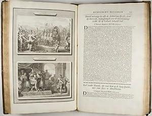 Historie des Ouden En Nieuwen Testaments. 2-vols. set (complete): Mortier, Pieter (Editor)