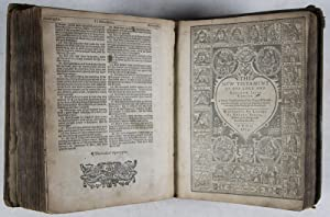 The Holy Bible (1613) [TRUE FIRST STATE OF THE FIRST BLACK-LETTER QUARTO EDITION OF KJV] [BOUND ...
