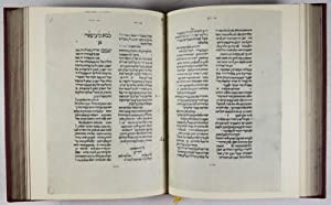 "Mishna Codex Parma ""C"" De Rossi 984 [Sedarim Nashim, Nezikin] with the Hebrew Version of ..."