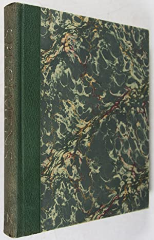 Specimens: A Stevens-Nelson Paper Catalogue [WITH ARTWORK BY PICASSO, FERNAND LEGER, GORDON NOEL ...