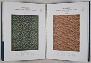 Firth's Wiltons Season 1938-39 [WITH] Firth's Spool Axminster Seamless Squares Season ...