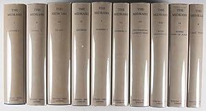 Midrash Rabbah: Translated under the Editorship of Rabbi Dr. H. Freedman, B.A., PH.D. and Maurice ...