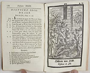 Histoires de la Bible tirées du Vieux et du Nouveau Testament, pour l'instruction de la ...