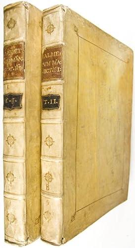 Dictionarium Historicum, Criticum, Chronologicum, Geographicum, et literale Sacrae Scripturae: Cum ...