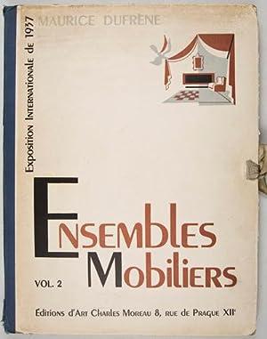 Ensembles Mobiliers, Vol. 2: Dufrène, Maurice