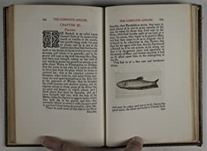 The Compleat Angler, or The Contemplative Man's Recreation: Being a Discourse of Fish and ...