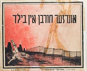 Our Destruction in Pictures: Olevski, Rafael; Rosenthal, Dawid; Trepman, Paul; (Editors)