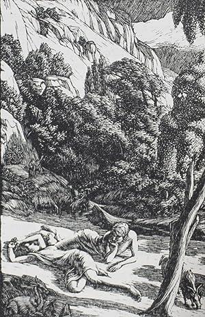 Les Amours Pastorales de Daphnis et Chloé: Longus (Text by); Jacques Amyot (Translated by); ...