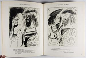 Picasso Lithographe: Notices et Catalogue IV, 1956-1963 [WITH TWO ORIGINAL LITHOGRAPHS]: Mourlot, ...