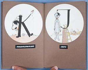 Hitler-Alphabet [SIGNED]: Nessler, Walter (art); Diether Schmidt (text)
