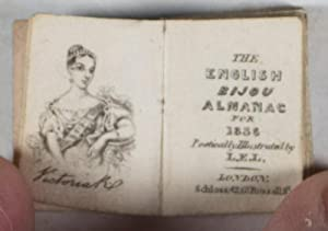 The English Bijou Almanac for 1838: Landon, Laetitia Elizabeth