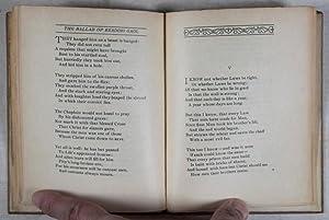 The Ballad of Reading Gaol: Wilde, Oscar